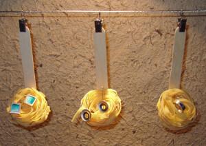 Escaparate de joyería creado por Miquel Pizarro
