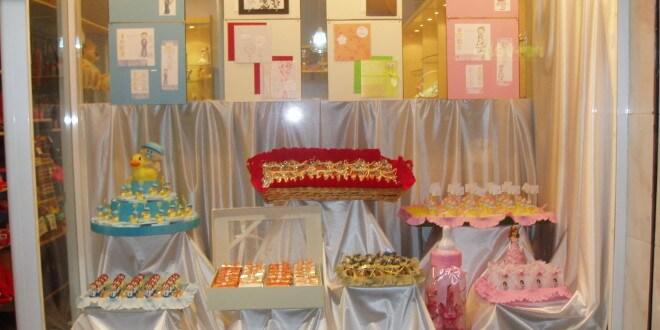 Original, escaparate temporada de celebraciones, 2011