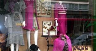 Mírame escaparatismo, escaparates de boutiques