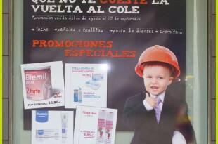 Vuelta al cole, Farmacia Universidad-1; MUNDO CREATIVO
