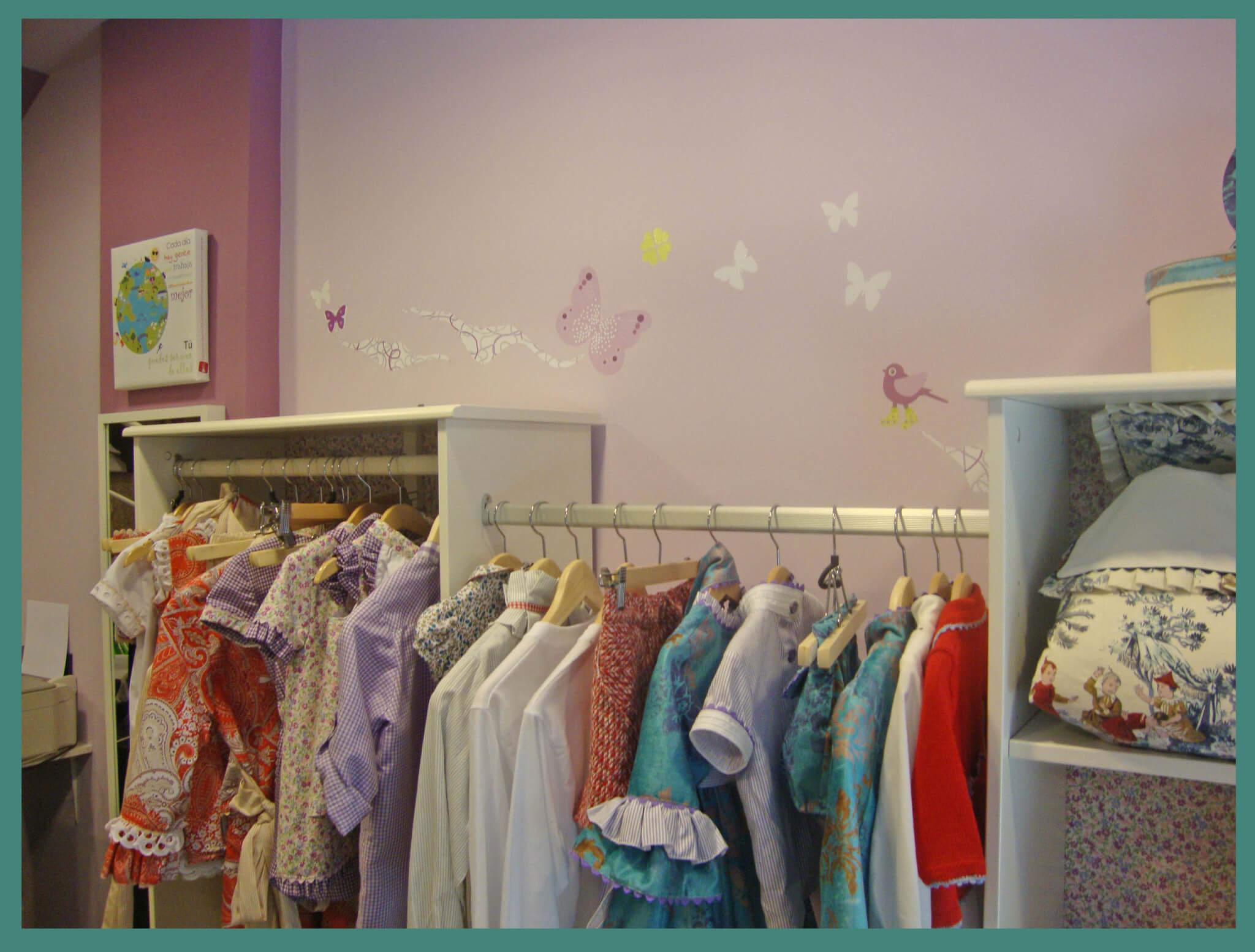 Re decoraci n de badum badero tiendas de ropa y moda for Decoracion de interiores infantil