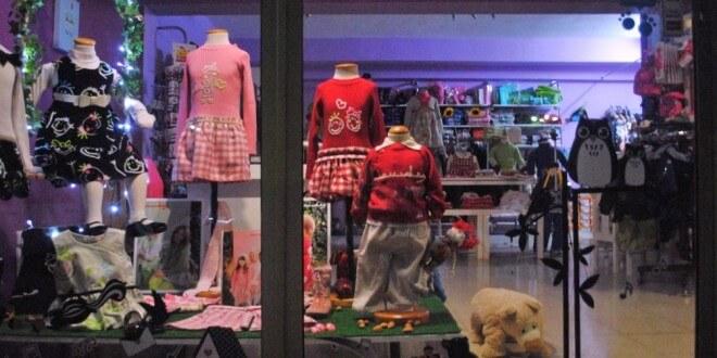 Escaparate de moda infantil en Anapry, foto 2