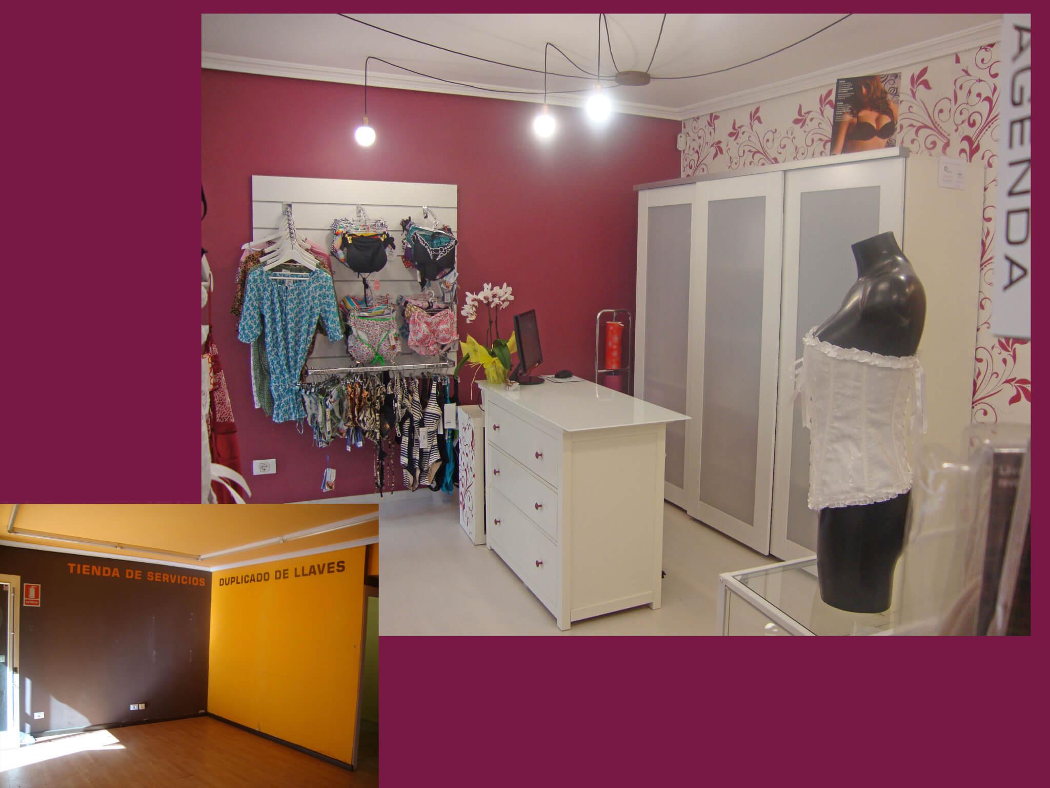 información para 7422f 00b18 Otra imagen del antes y el después en Lencería Coquette ...