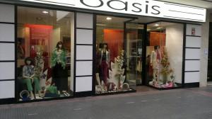 Escaparate de moda primaveral, ropa de mujer, foto 4
