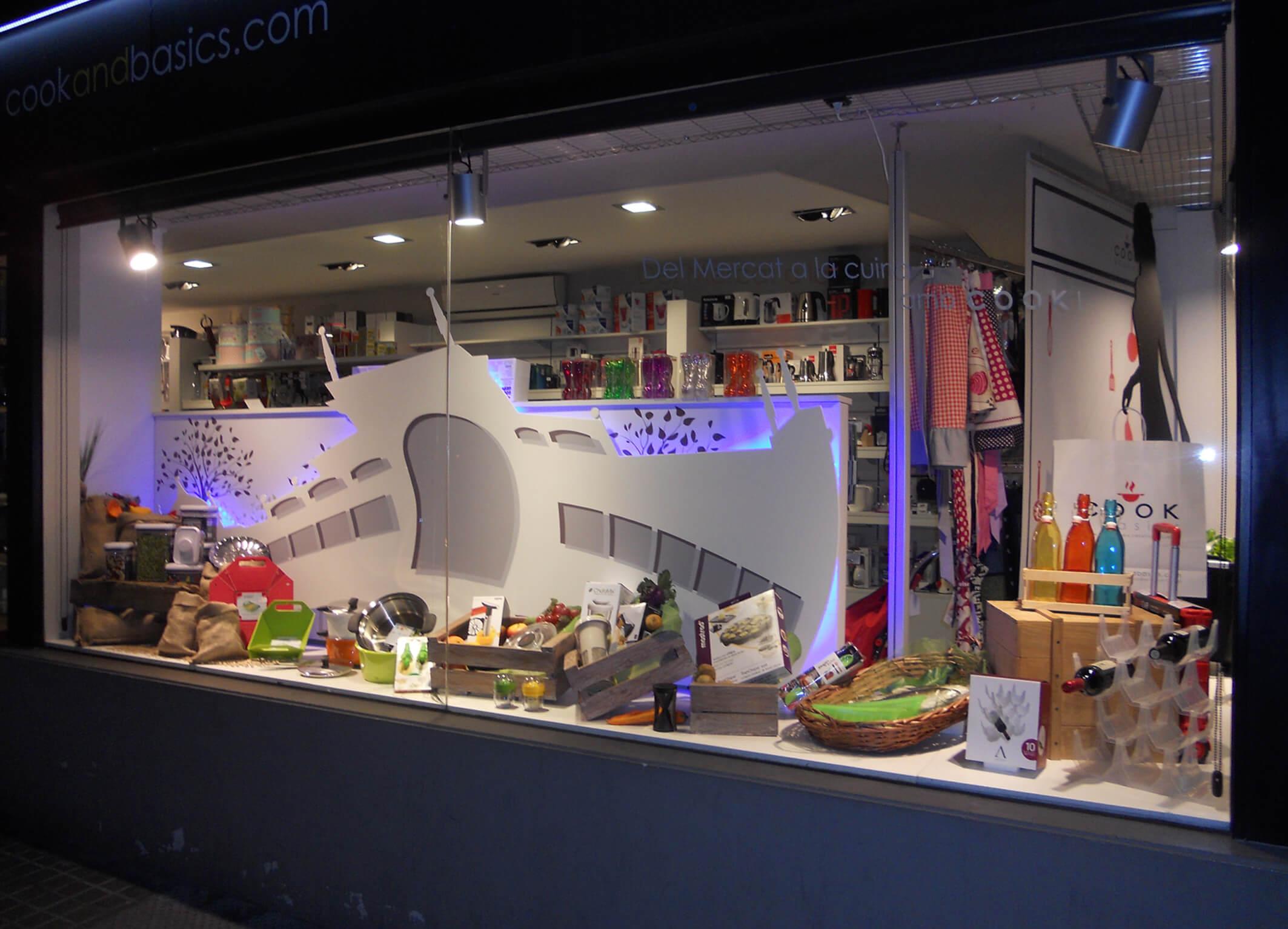 escaparate cocina mercat sabadell tiendas de menaje hogar
