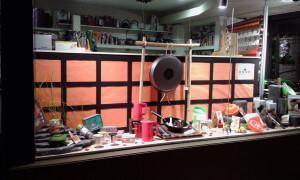 Escaparate de Otoño Zen, menaje hogar, escaparatista Miquel Pizarro, foto 2