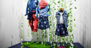 escaparate infantil de primavera por Shöck in windöws