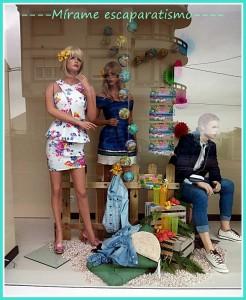 Escaparate de verano 2015 en Battykno, moda joven, imagen 2