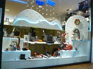 escaparate de Navidad 2015 en Cuinetes, imagen 1