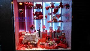 San Valentín, Triskel Escaparatismo
