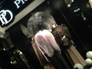 Escaparate de Navidad en la boutique Piedad de Diego, Madrid, imagen 2