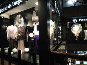 Escaparate de Navidad en la boutique Piedad de Diego, Madrid, imagen 4